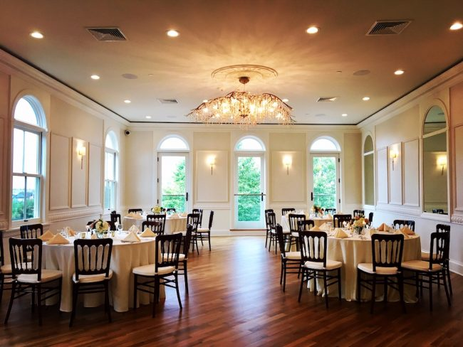 best private events newport ri